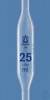 Bulb pipette, PP 1 ml, one-mark Bulb pipette, PP, 1 ml, one-mark