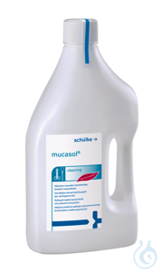 Mucasol - liquid cleaning concentrate 2 l-bottle (2,8 kg) Mucasol®, universal detergent, 2 l,...