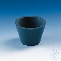 Rubber gasket con. EPDM f.filter funnels and filter flasks, size 22 Rubber gasket con. EPDM for...