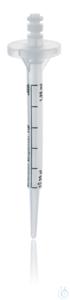 PD-Tips II, lose, unsteril 1,25 ml, Kolben PE-HD, Zylinder PP PD-Tips II, 1,25 ml, lose, Zylinder...