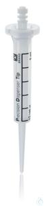 PD-Tips II, lose, unsteril 5 ml, Kolben PE-HD, Zylinder PP PD-Tips II, 5 ml, lose, Zylinder PP /...