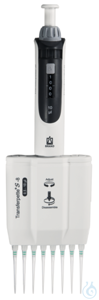 Transferpette S-8 Variable DE-M CE-IVD 0,5 - 10 µl, with accessory Transferpette® S -8,...
