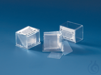 Haemacytom.cover glass f.count.chamb.IVD 20x26x0,4 mm Haemacytometer cover glass for counting...