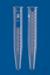 Zentrifugenröhrchen, AR-Glas, ca. 15 ml konisch Bördelrand weiß grad. 0 - 10 ml...