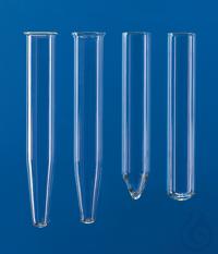 Centrifuge tube, AR-Glas, approx. 15 ml conical, beaded rim, ungrad., h. 113 mm Centrifuge tube,...