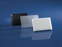 Mikrotiterpl., cellGrade, 384-well, PS transp.B., schwarz, F-B., 120 µl, VE=50 BRANDplates®,...