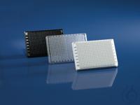 Mikrotiterpl., immunoGrade, 384-well, PS Standard, schwarz, F-B., 100 µl, VE=50 BRANDplates®,...