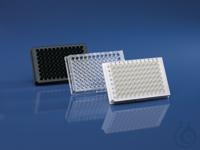 Mikrotiterpl., hydroGrade, 96-well, PS Standard, Transp., F-B., 350 µl, VE=100 BRANDplates®,...