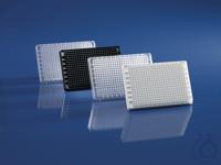 Mikrotiterpl., pureGrade, 384-well, PS Standard, weiß, F-B., 100 µl, VE=50 BRANDplates®,...