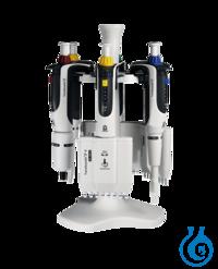 3er-Ständer TFP el.PRI 110-240V/50-60 Hz Netzteil USA/Japan Ladeständer für 3 Transferpette®...