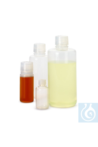Nalgene™ Teflon™ PFA-Enghalsflaschen mit Verschluss 125 ml Case of 6 38-430mm Nalgene™ Teflon™...