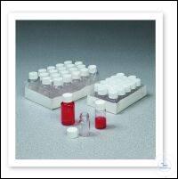 PETG Diagnostik-Flaschen mit Dichtungsverschluß, steril