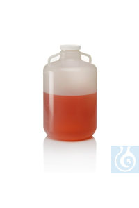 2artículos como: Nalgene™ Wide-Mouth Autoclavable Polypropylene Carboys with Handles...
