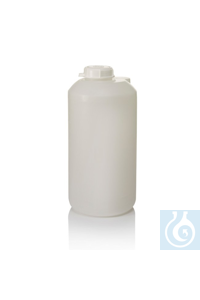 Nalgene™ Closed-Dome Polypropylene Tanks 100 gal./378.5L Each Nalgene™ Closed-Dome...
