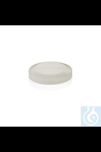 Nalgene™ Polypropylen-Endkappen 0.75 in. Mini (19mm) Each Nalgene™...
