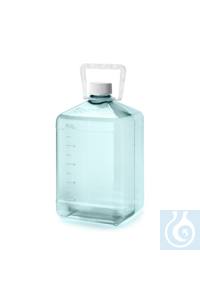 7artículos como: Nalgene™ Certified Clean Polycarbonate Biotainer™ Carboys 48mm...