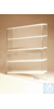 Nalgene™ Halter für Pipettenboxen aus Acryl Halter für Pipetten, schrägstehend 4 Each...
