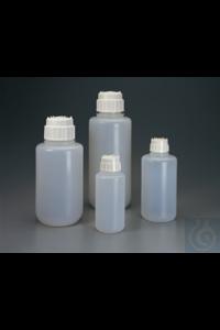 Nalgene™ PPCO-Vakuumflaschen für höchste Beanspruchungen mit Verschluss: Laborpackung 5l Case of...