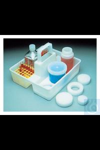 Nalgene™ Labortragekorb Labortragekorb Case of 2 Nalgene™...