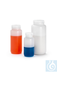 10artículos como: Nalgene™ Certified Platinum Clean HDPE Bottles and Carboys 20mm 34.3mm...