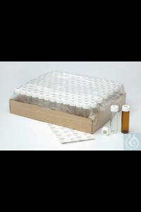 I-Chem™ Economy Processed VOA Glass Vials with Septa I-Chem 40mL Vial...