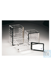 Nalgene™ Acrylic Desiccator Cabinets 7 4 Each 45.7cm Nalgene™ Acrylic Desiccator...