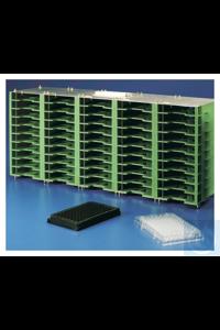 Nunc™ Microplate Plastic Storage Racks 10 Tall Each Rack, Microplate Nunc™ Microplate...