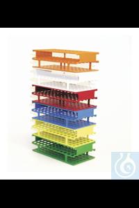 Nalgene™ Unwire™ Reagenzglasgestelle: Resmer™ Fertigungstechnologie 6x12 Case of 8 orange...