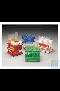 Nalgene™ Unwire™ Gestelle in halber Größe: Resmer™ Fertigungstechnologie 6 x 6 Case of 8 Grün...