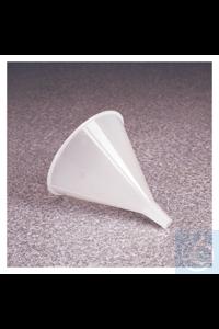 Nalgene™ Allzwecktrichter, Polypropylen oder Polyethylen hoher Dichte...