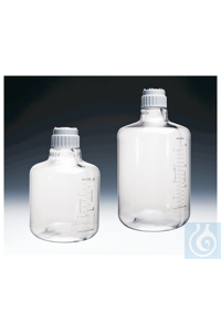 2artículos como: Nalgene™ Round Polycarbonate Clearboy™ with Closure 83B 10L Case...
