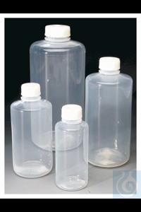 Nalgene™ Low Particulate/Low Metals Bottles Made of Teflon™ FEP...