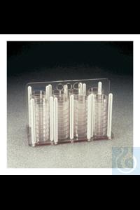 Nalgene™ Autoklavierbare Gestelle für Petri- und Bioassay-Schalen Nalgene™...