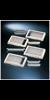 Immuno Standard Module, transparent Rahmen für Nunc Module Case of 60 Immuno Standard Module,...
