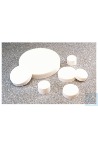 7Artikelen als: LDPE Foam-lined Polypropylene Caps for Bulk Separates 100-400mm 70...