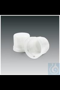 Nalgene™ HDPE Tamper Evident Closures, Sterile, Bulk-Pack HDPE Tamper...