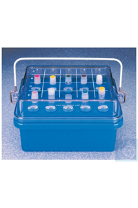 Benchtop Coolers -20°C 4 x 5 0.2 to 0.5mL Each Benchtop Coolers Protect enzymes, cells, reagents...