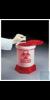 Nalgene™ Biohazardous Waste Containers 43cm 28cm 19L Each Nalgene™ Biohazardous Waste...