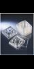 Nunc™ 4-Well-Schalen für die IVF Nunclon Delta Treated 4-Well IVF Dish Case of 120 Nunc™...