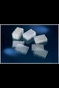 Nunc™ MicroWell™ 96-Well Mikrotiterplatten Case of 50 Ja High Flange Zellkultur Nunc™ MicroWell™...