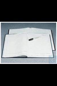 Nalgene™ Labor-Notizbücher mit unbeschichteten PolyoPaper-Seiten 0,25...