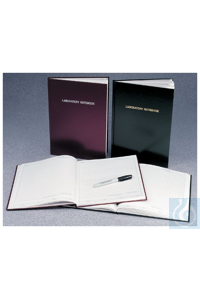 3Articles like: Nalgene™ Lab Notebooks with Regular Paper Pages Letter size; 6mm Grid...