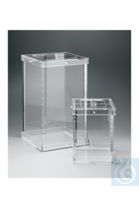 Nalgene™ Acrylic Beta Waste Shields 40cm 74cm Each 40cm Nalgene™ Acrylic Beta Waste...