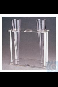 Nalgene™ Polycarbonate Imhoff Settling Cone Settling Cone Case of 4 Nalgene™...