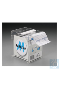 Nalgene™ Acrylic Parafilm™ Spender Parafilm-Spenderbox aus Acryl...