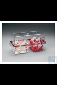 Nalgene™ BioTransport-Träger BioTransport Sicherheitstransport- und Lagerbehälter Case of 4...