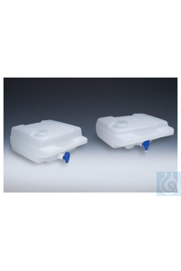 Nalgene™ Lowboys aus HDPE Case of 4 Nalgene™ Lowboys aus HDPE Thermo Scientific...
