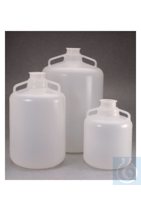 3artículos como: Nalgene™ Polypropylene Sanitary Carboys with 3″ Sanitary Neck...