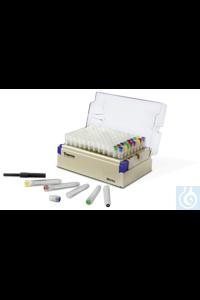 Matrix™ Verschlusskappen für Schraubverschlussröhrchen, Verschlusskappenschalen und...