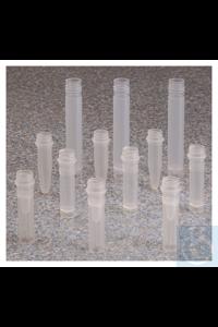 Nalgene™ PPCO Micro Packaging Vials with E-beam Irradiation: Sterile, Bulk Pack 11mm 2 mL...